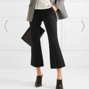 NWT Dance and Marvel Flared Cropped Trousers